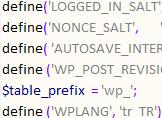 WordPresste revisions özelliği kapatmak!