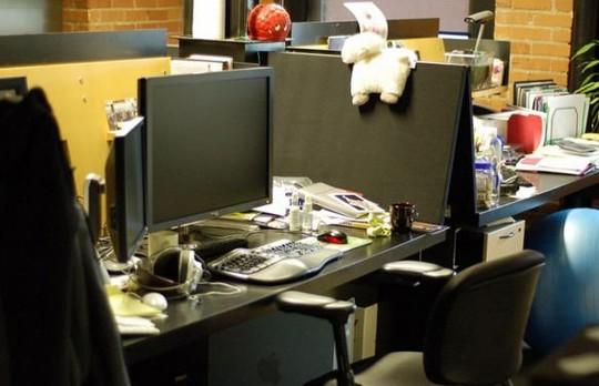 Dünyanın en ünlü teknoloji CEOlarının çalışma masaları