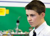 13 yaşındaki amatör nükleer bilim adamı