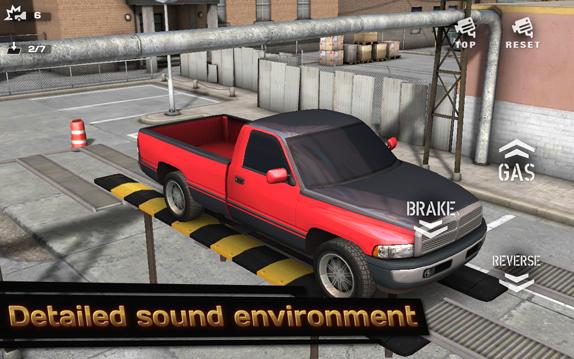 günün android oyunu: backyard parking 3d » teknobeyin