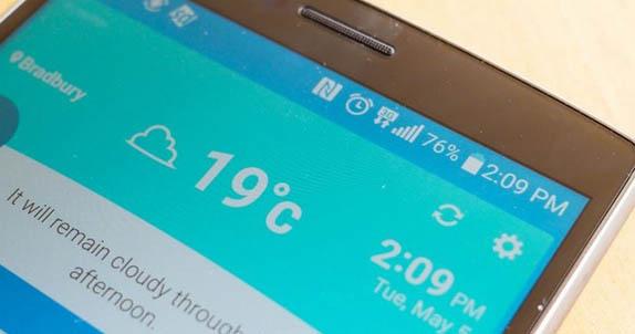 LG G4 Bildirim Işığı Sorunu