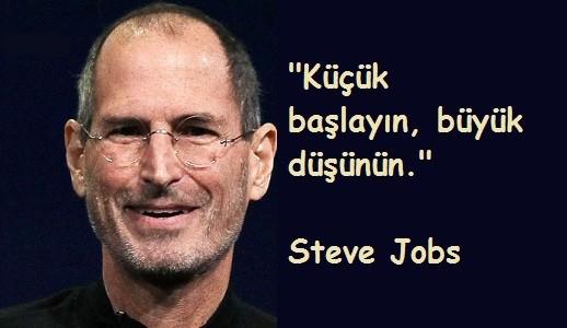 Appleın Kurucusu Steve Jobsın Ders Niteliğinde Etkileyici 30 Sözü!