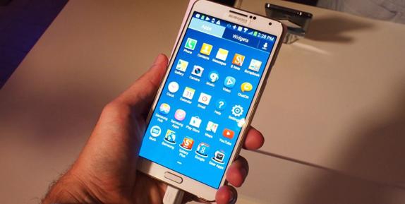 Galaxy Note 3 Isınma Sorunu - Donma Sorunu