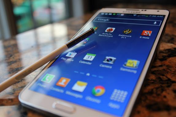 Galaxy Note 3 Kapanma Sorunu - Durduk Yere Kapanıyor