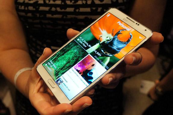 Galaxy Note 3 Galeri Sorunu