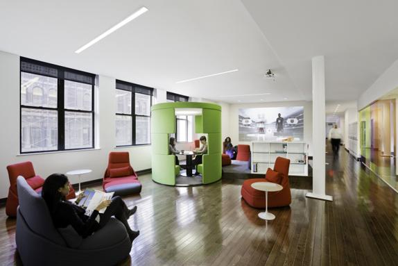 16 Ünlü Şirketin Muhteşem Ötesi Ofisleri!