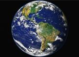 NASA, Dünyanın Her Yüzünün Aydınlatıldığı Görüntüleri Paylaştı