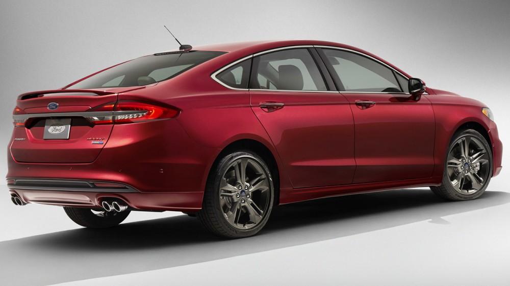 2017 Model Ford Fusion Mondeo Geliyor 187 Teknobeyin