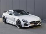 Mercedes AMG GT S, Modifiye Edilmiş Olarak Görücüye Çıkarıldı