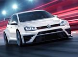 Volkswagen, Yeni Yarış Otomobili Golf GTI TCRı Görücüye Çıkardı