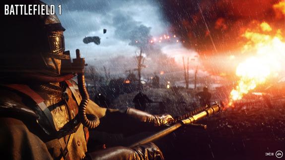Battlefield 1in İki Bölümünün Oynanış Videosu Paylaşıldı
