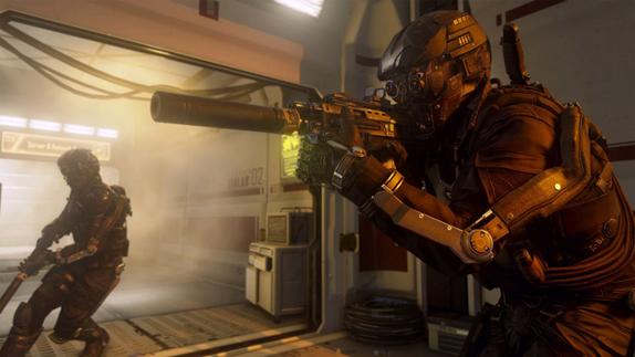 Call of Duty: Infinite Warfarein Çıkış Videosu Geldi