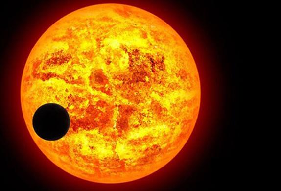 Merkürün Güneşin Önünden Geçişi Görüntülendi [Video]