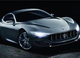 Maseratinin Elektrikli Otomobili Geliyor