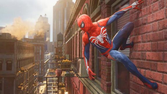 Örümcek Adam Oyunu için Oynanış Videosu Geldi