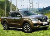 Renaultun İlk Pick up Modeli: Alaskan