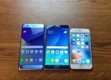 Samsung Galaxy Note 7, Note 5 ve iPhone 6s Düşme Testi!