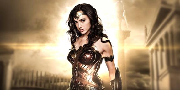 Wonder Woman Filminin İkinci Fragmanı Geldi