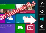 Windows 8.1de Sağ Üst Menü Kapatma Yöntemleri