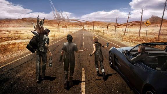 FF XV: Episode Gladiolusun Yeni Videosu Geldi