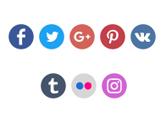 Bloggerda Sosyal Medya Butonları Ekleyelim