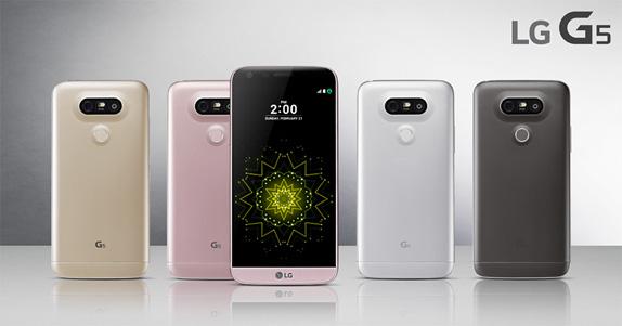 LG G5 Sorunları ve Çözümleri