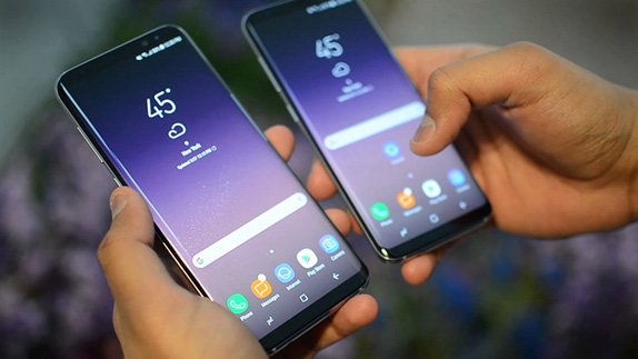 Samsung Galaxy S8 Dayanıklılık Testi (Video)