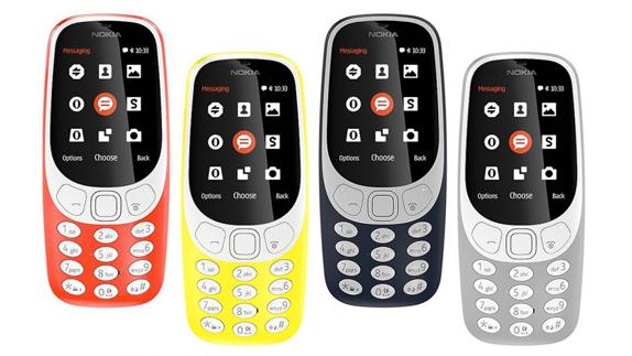 Nokia 3310un Türkiye Satış Fiyatı Açıklandı