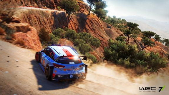 WRC 7 için Yeni Bir Tanıtım Videosu Daha Geldi