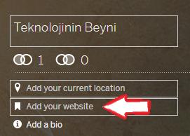 MySpace ile Ömürlük Backlink Alımı Yapalım