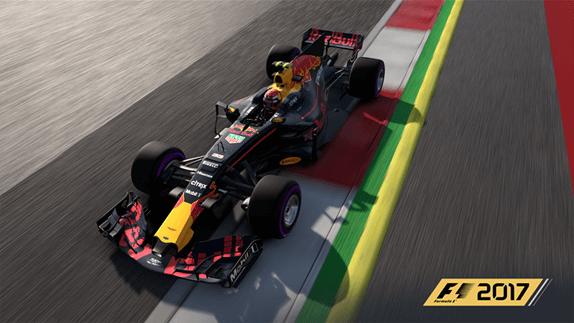 F1 2017 için Ekran Görüntüleri ve Tanıtım Videosu Geldi