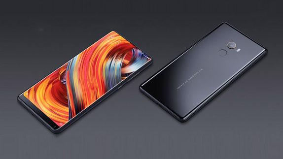 Xiaomi, Yeni Amiral Gemisi Mi Mix 2yi Tanıttı