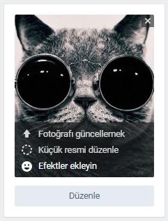VKontakte'da Profil Fotoğrafımıza Efekt Ekleyelim