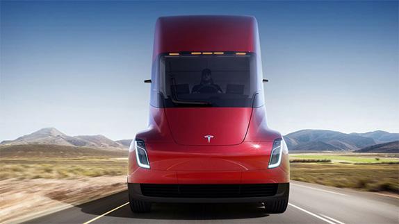 Tesla Semi için Ön Sipariş Rekoru Kırılmaya Devam Ediyor