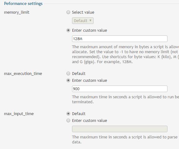 Plesk Panel'de PHP Ayarlarını Değiştirme Nasıl Yapılır?