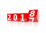 2018'e Girmemize Günler Kaldı (Mutlu Seneler)