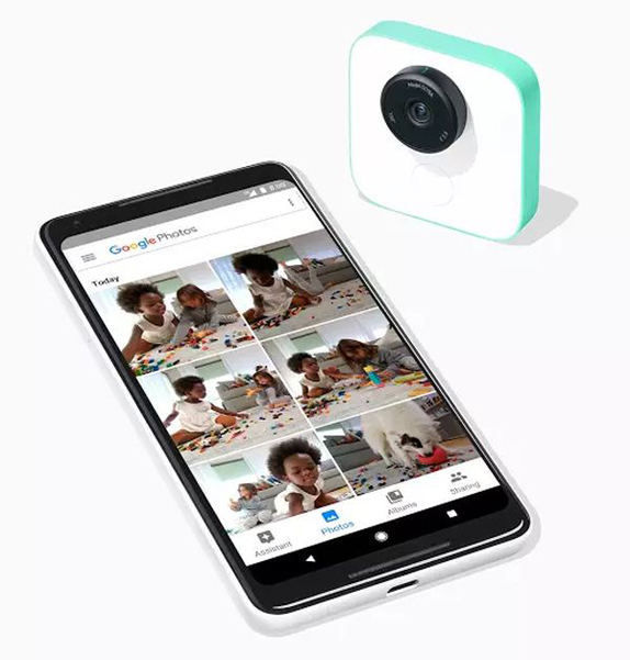 Google'dan Yapay Zekalı Kamera: Clips