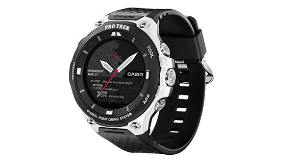 Casio WSD-F20-WE Akıllı Saat