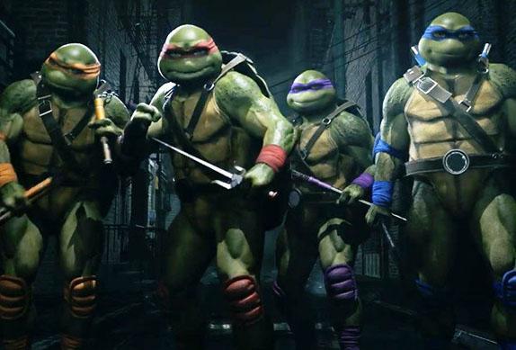 Injustice 2 Ninja Kaplumbağalar Videosu