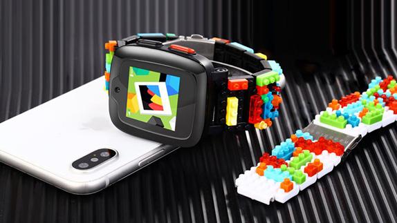 Omate X Nanoblock Akıllı Saat