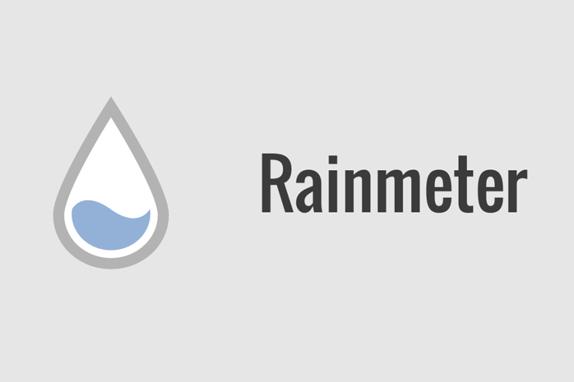 Masaüstü Kişiselleştirme Aracı: Rainmeter