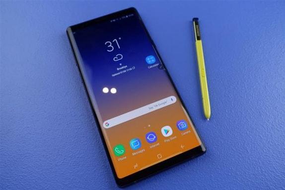 Galaxy Note 9 Dokunma Tuşu Sorunu ve Çözümü