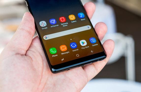 Galaxy Note 9 Donma Sorunu ve Çözümü