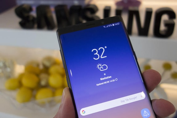 Galaxy Note 9 Wi-Fi ve GPS Sorunu ve Çözümü