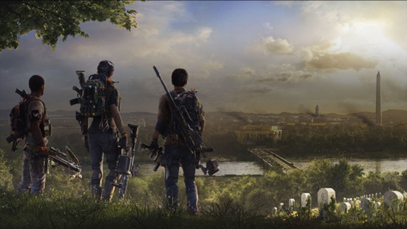 Tom Clancy's The Division 2 Video İzle