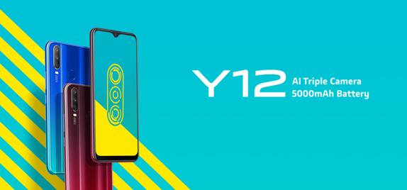 Vivo Y12 Özellikleri ve Fiyatı