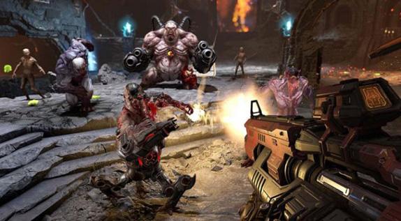 Doom Eternal Oynanış Videosu İzle