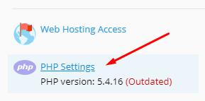 Plesk Onyx PHP Sürümü Değiştirme Nasıl Yapılır?