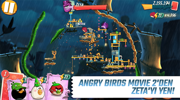 Angry Birds 2 Görselleri - 3