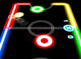 Glow Hockey Andrid iOS Oyna - İndir